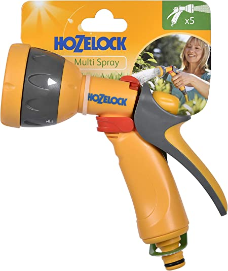 CLEARANCE SALE Hozelock 2676 Multi Spray Gun Watering Garden Outdoors cars