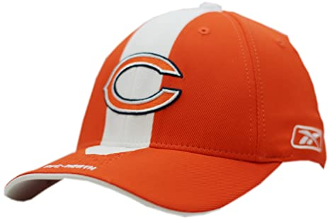 26632a3da54 Image Unavailable. Image not available for. Color  Chicago Bears Reebok  Official Sideline Flex Fit Hat