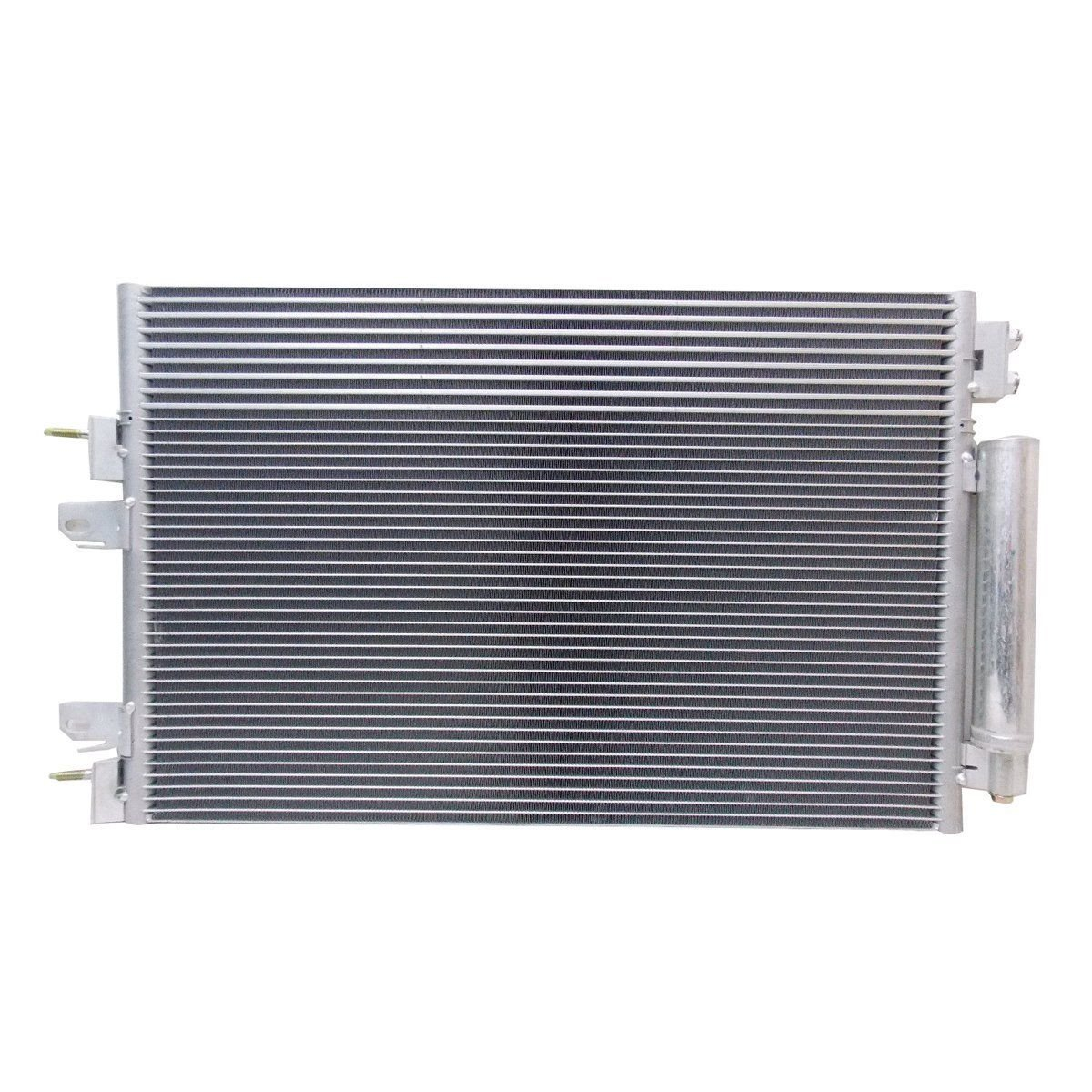 ECCPP AC A/C Condenser 3982 for 2007-2016 Jeep Patriot 2005 2006 Jeep Compass 2012 Dodge Caliber 2.0L 2.4L by ECCPP