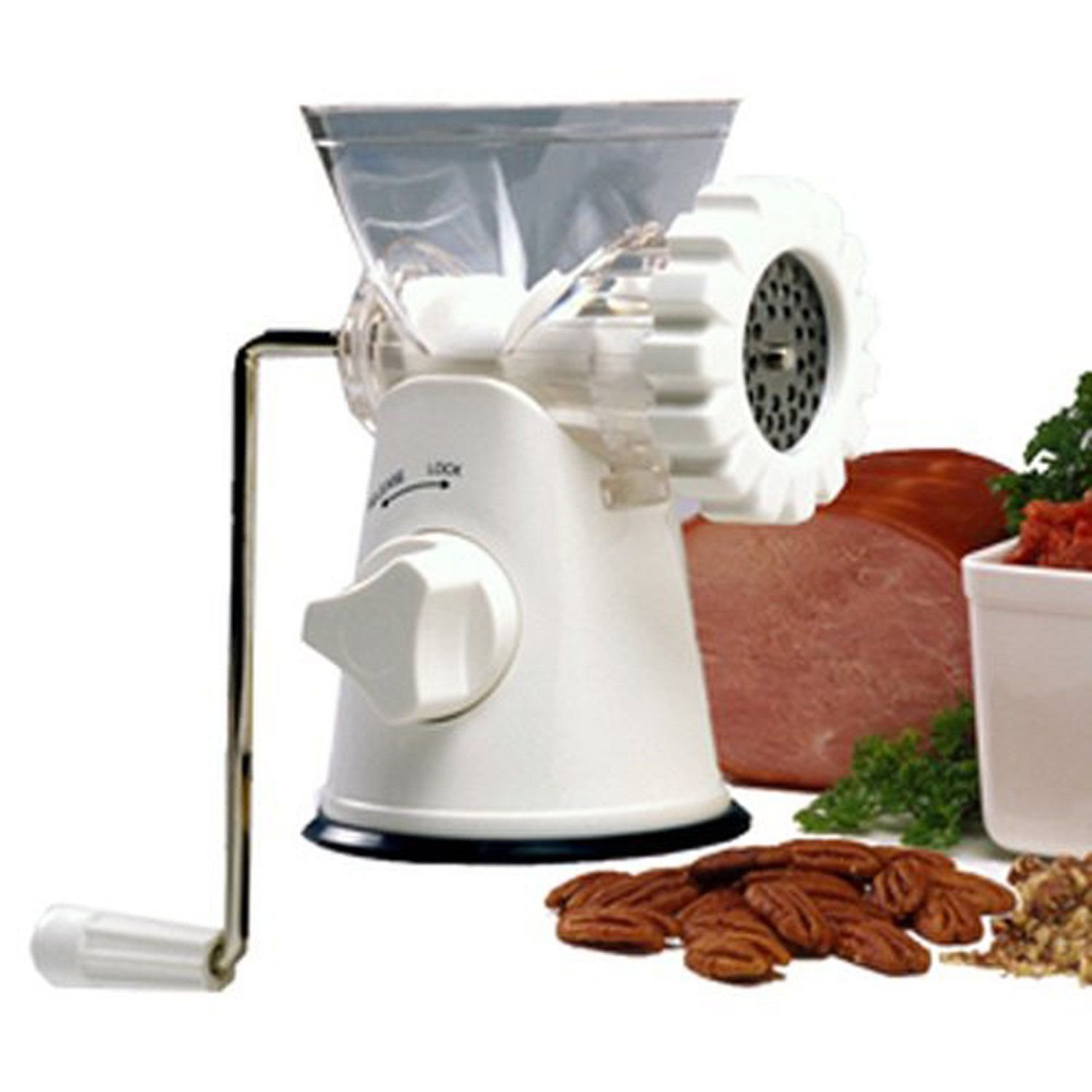 New Norpro 151 3 In 1 Food Meat Grinder Mincer And Pasta Maker Sale New