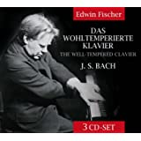 The Well-Tempered Clavier (3CD)