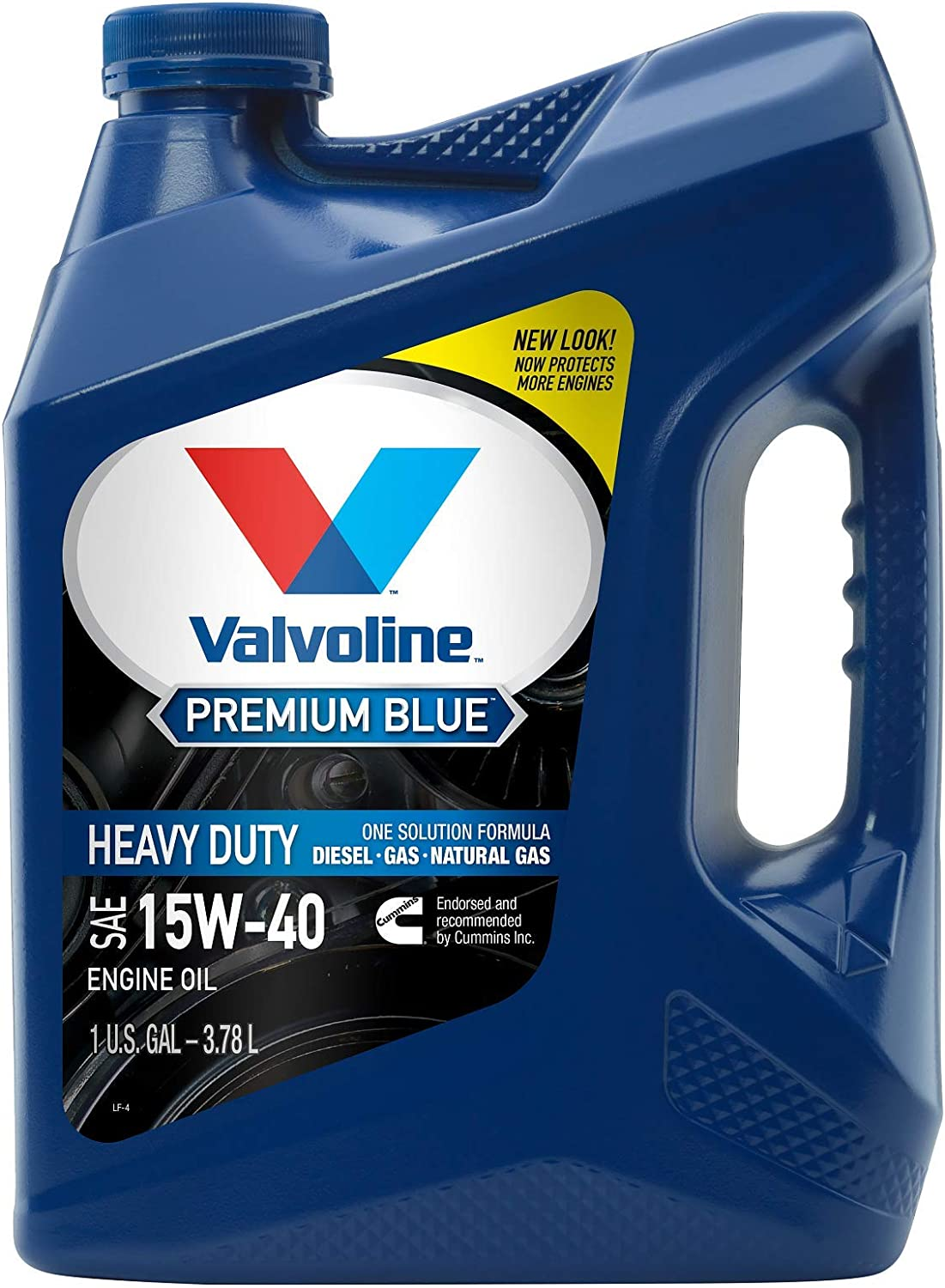 Valvoline Premium Blue SAE 15W-40 Diesel Engine Oil