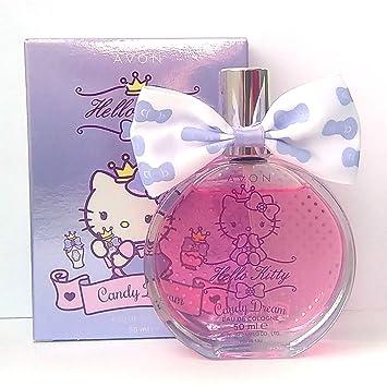 Amazoncom Avon Hello Kitty Candy Dream Eau De Cologne 50ml 17