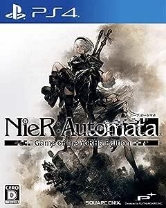 Nier automata Game of the Yoruha Edition - PS4