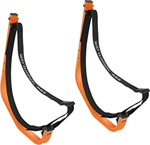 1225 RAD Sportz Easy Hanger Kayak Rack and Stand-Up Paddle Board Holder ,Orange