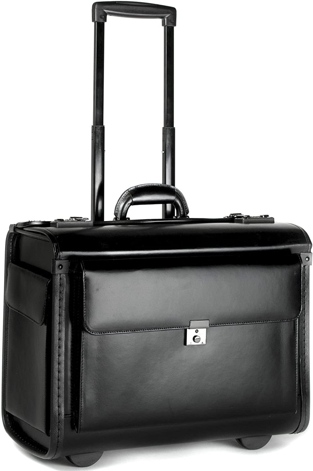 Top 9 Leather 19 Laptop Briefcase