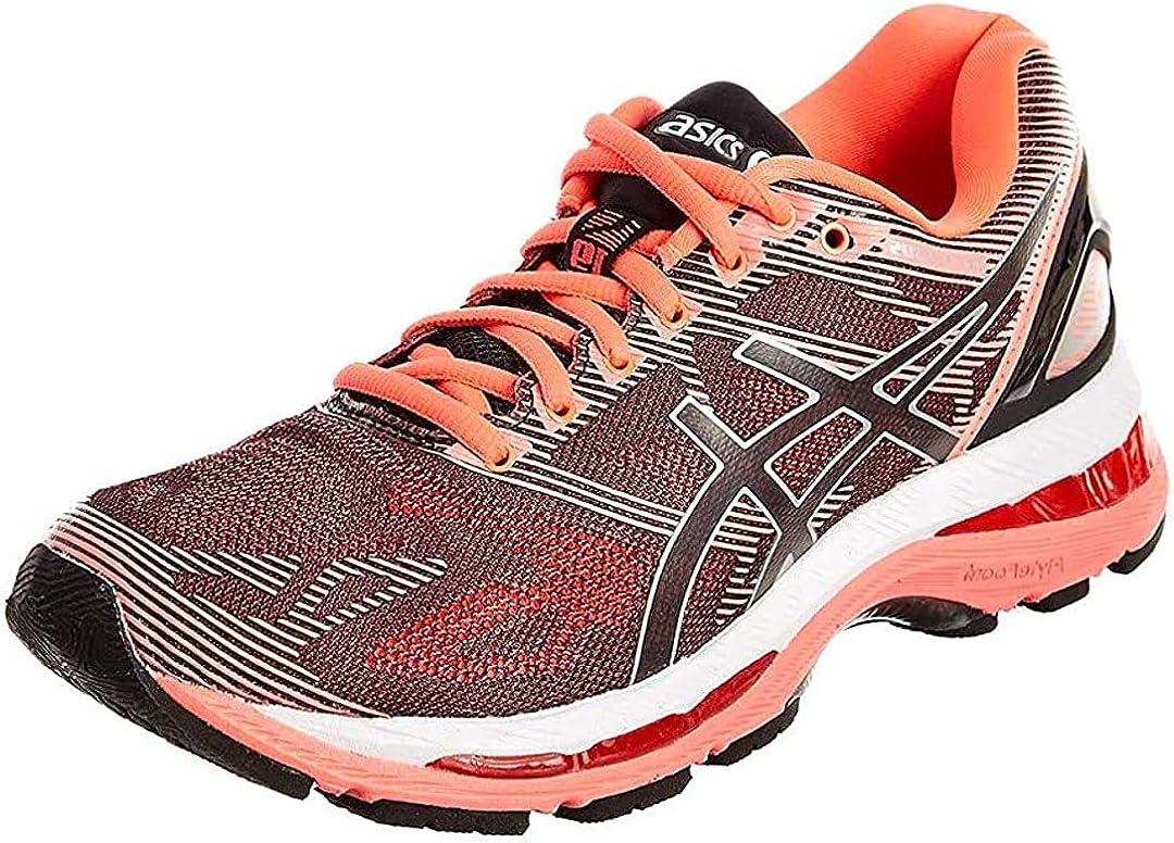 Asics T750N 9093, Zapatillas de Deporte para Mujer, Negro (Black), 37 EU: Amazon.es: Zapatos y complementos