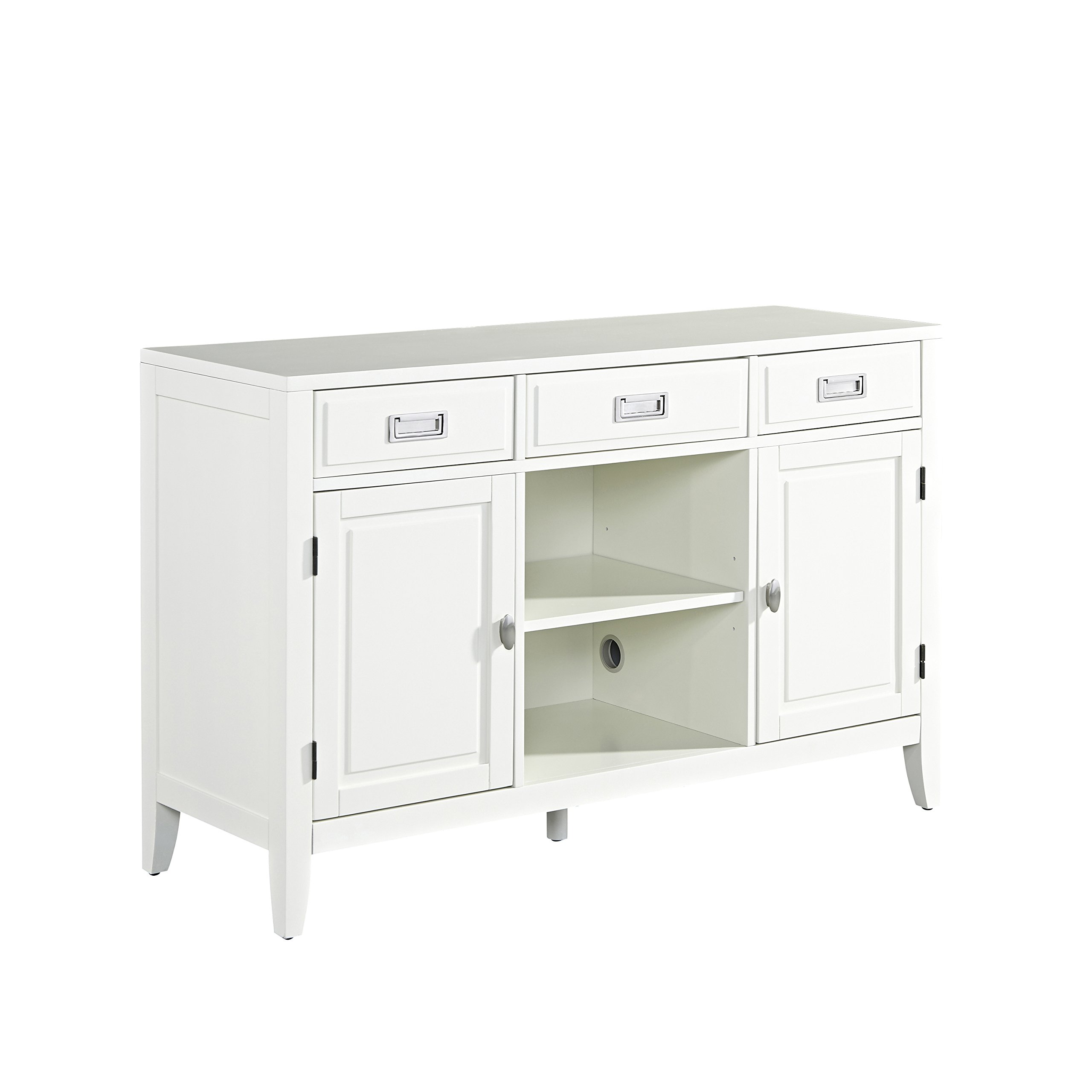 Home Styles 5515-10 Newport Entertainment Console