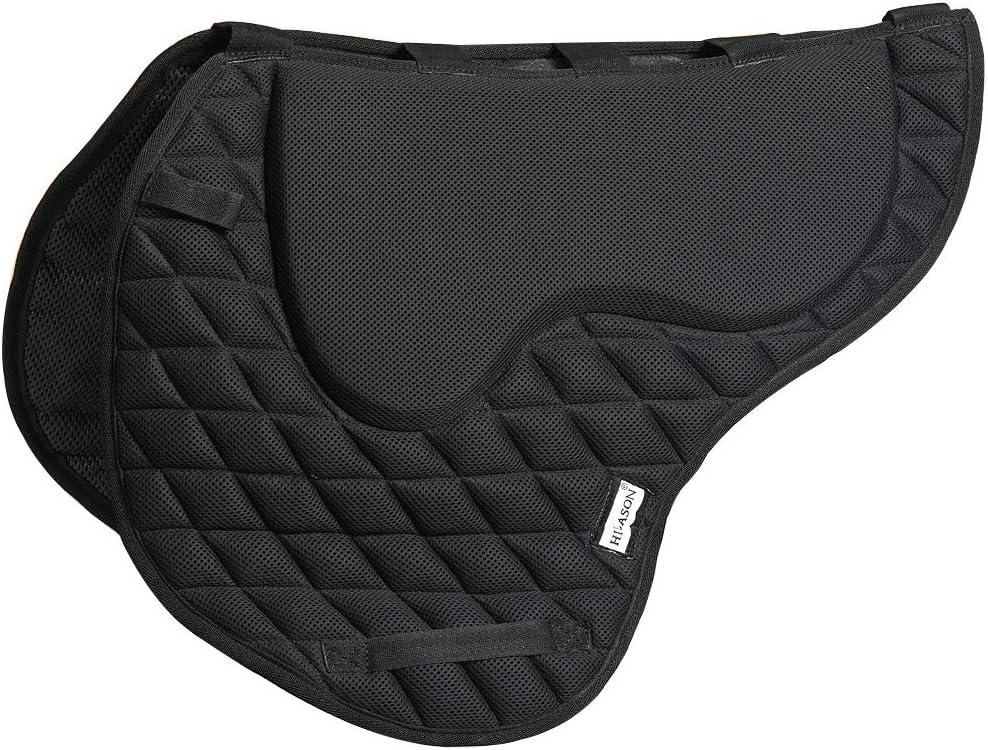 HILASON Ta122-A Western Saddle Pad Memory Foam and Anti Slip