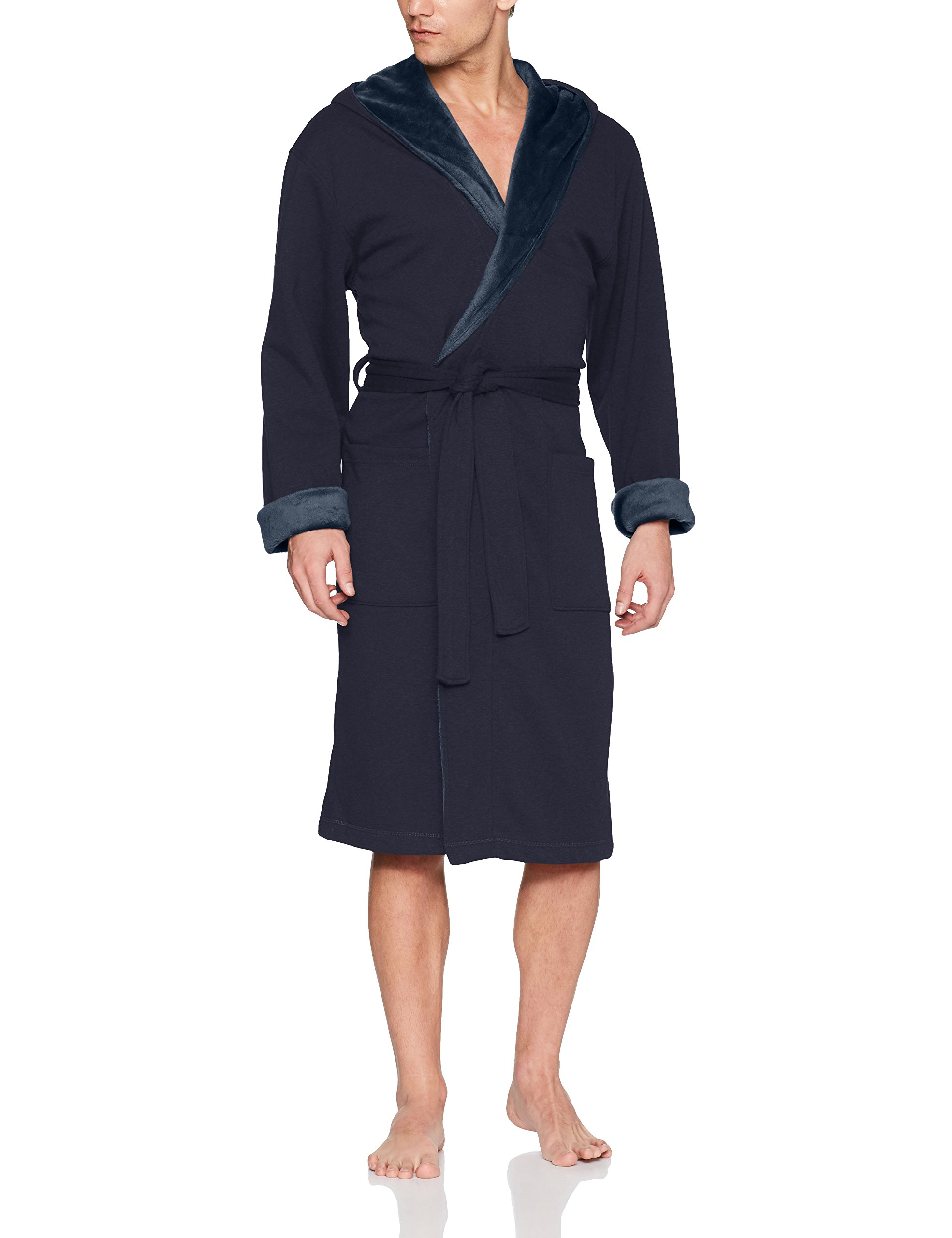 UGG Men's Brunswick Sleepwear, -navy, M/L