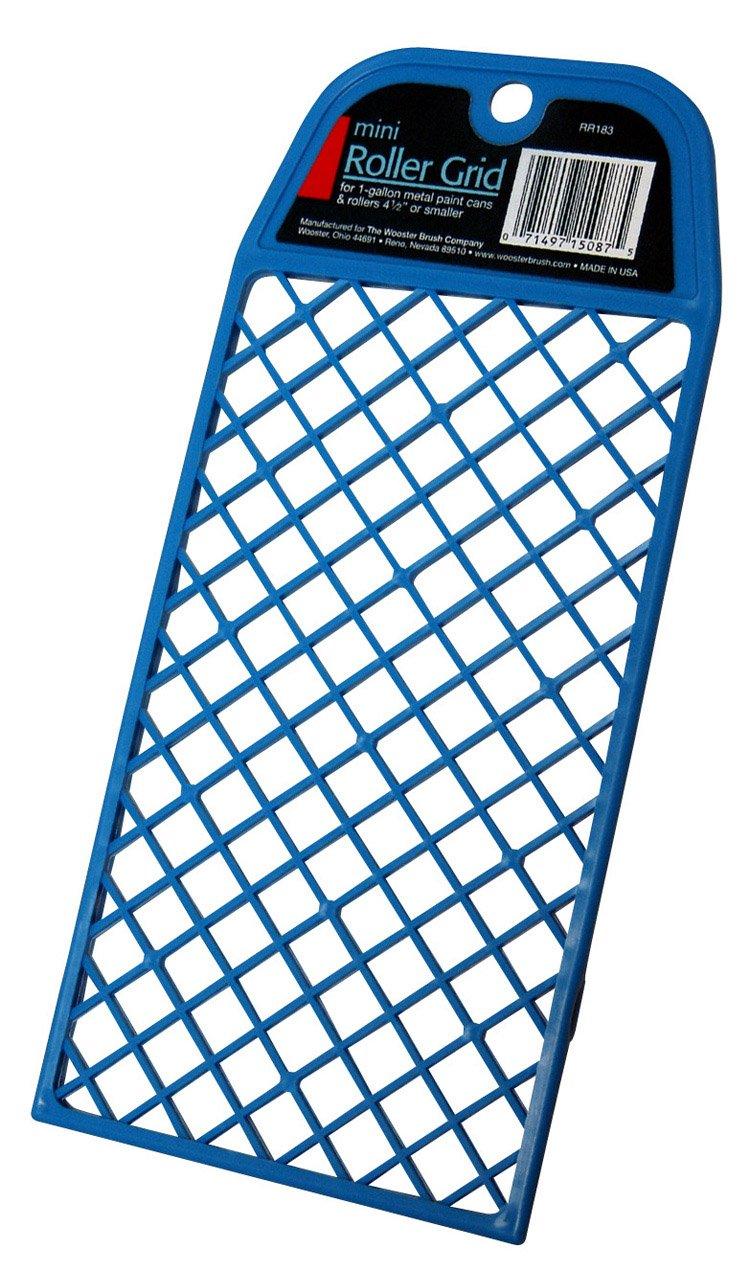 Wooster Brush RR183 Mini Roller Grid