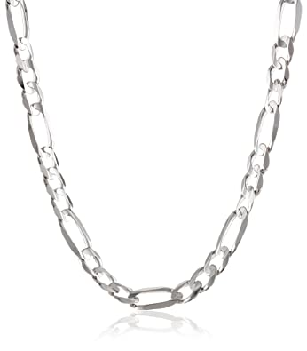 e0a7dc3c0a8a0 Men's 14k Gold 9.7mm Figaro Chain Necklace