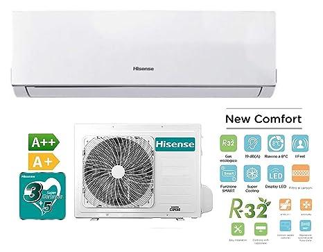 Hisense - Aire acondicionado climatizador New Comfort ...