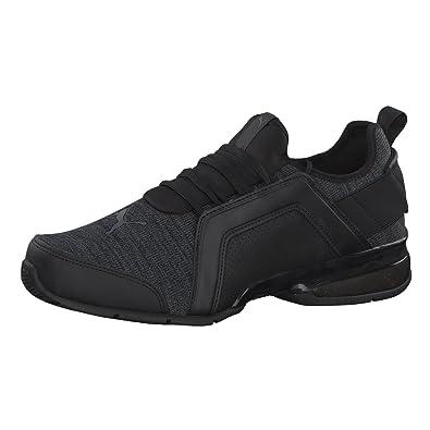 hot sales 6da10 54386 Puma Herren Sneaker Leader VT Fresh Knit 366954 Puma Black 39