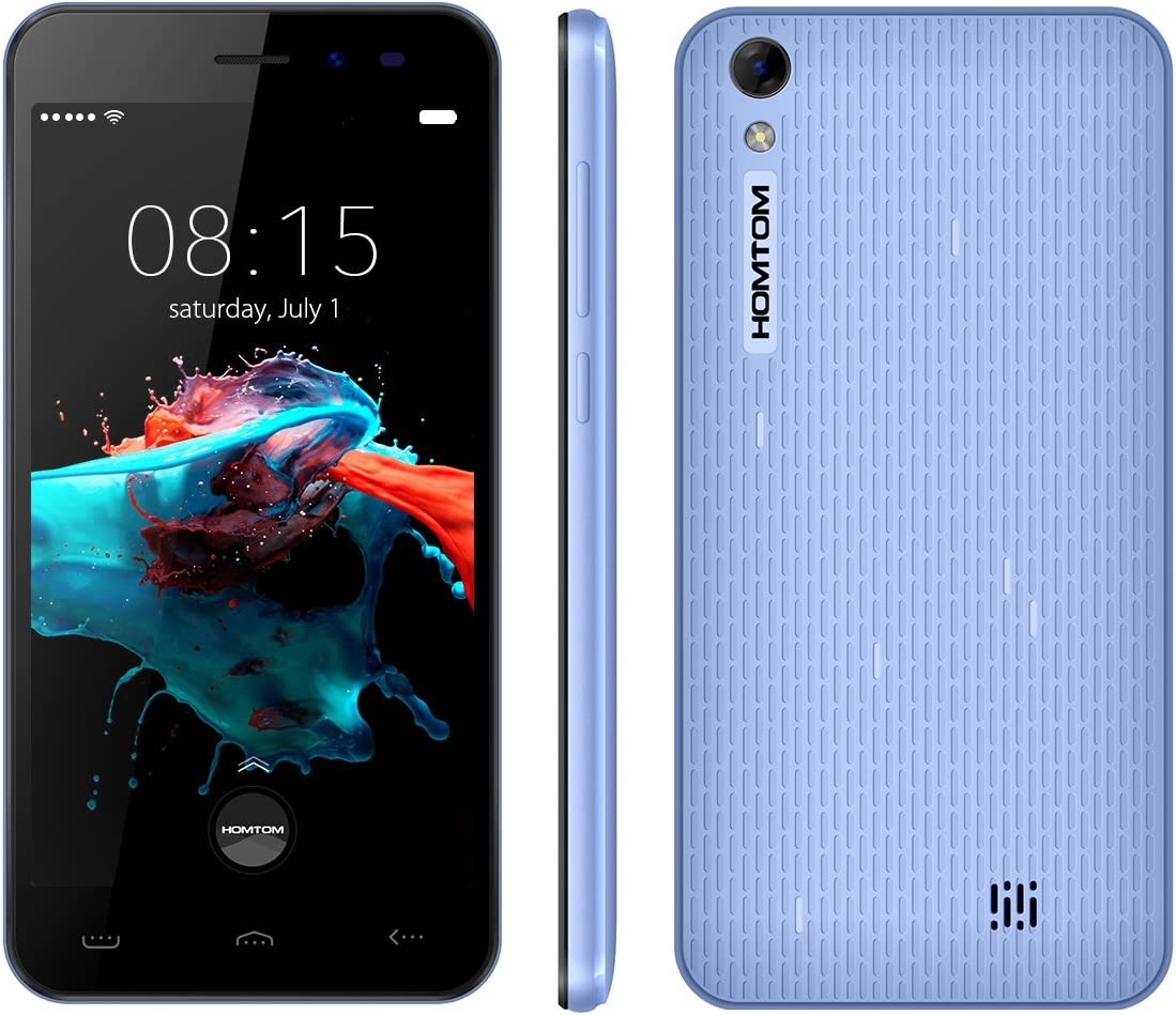 Haehne HOMTOM HT16 Pro 4G Smartphone: Amazon.es: Electrónica