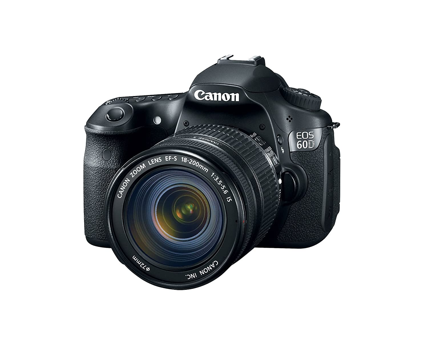 Camera Canon Dslr Camera 60d amazon com canon eos 60d 18 mp cmos digital slr camera with ef s 200mm f3 5 6 is lens discontinued by manufacturer ca