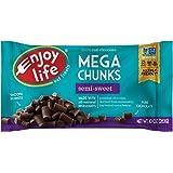 Enjoy Life Semi Sweet Chocolate Mega Chunks - 10 oz. - 2 Pack