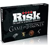Game of Thrones Risk board Game, Skirmish Edition by Hasbro