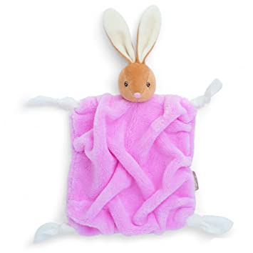 Kaloo Plume Light Pink Rabbit Doudou