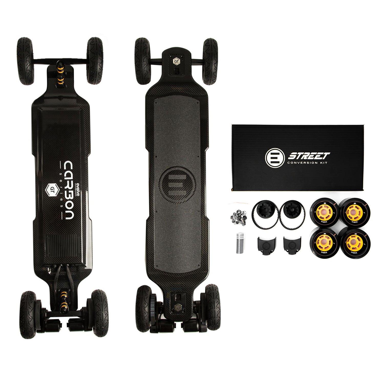 Evolve Skateboards – Carbon GT Series Electric Skateboard