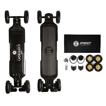 Amazon.com: Evolve Skateboards - Monopatín eléctrico Carbon ...