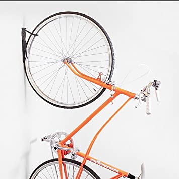 95street Fahrrad Wandhalterung, zum Aufhängen, platzsparend ...