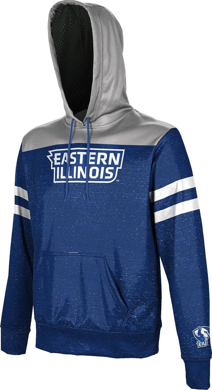 Eastern Illinois University Mens Pullover Hoodie Game Time School Spirit Sweatshirt