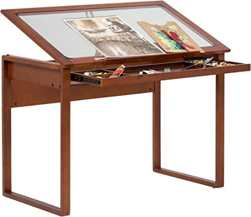 Studio Designs Ponderosa Glass Topped Table Review