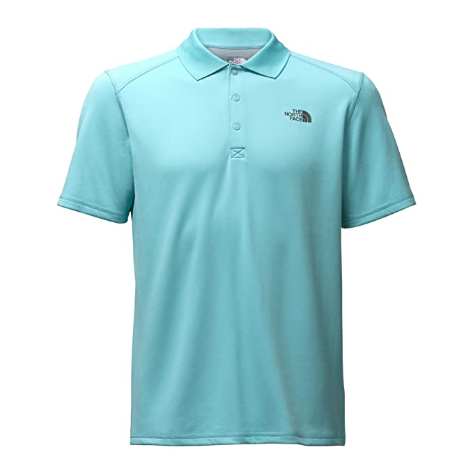 The North Face Mens Short Sleeve Horizon Polo - TNF Black - M ...