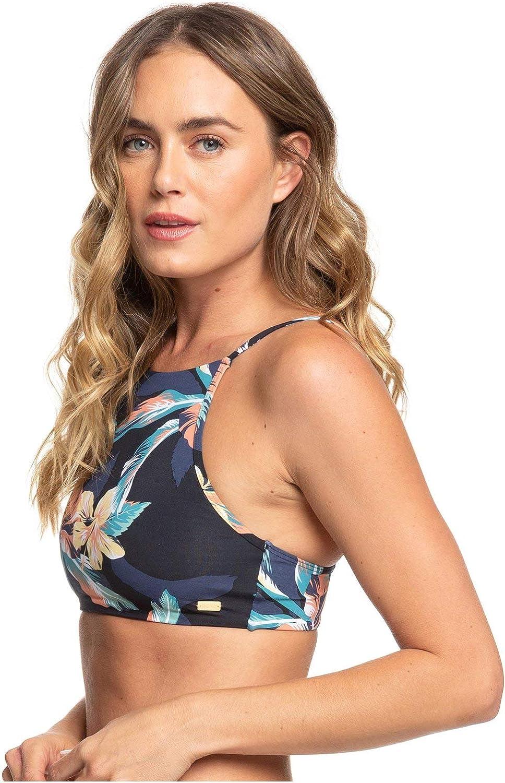 Roxy Print Beach Classic Womens Bikini Top