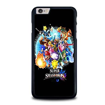 coque iphone 6 super smash bros