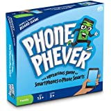 Phone Phever Board Game - Best New Fun Fast-Paced Family-Friendly Party Board Game - It's a Phonetastic Race to Answer…