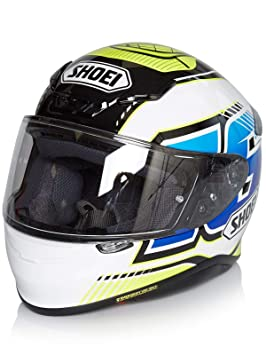 Casco Moto Shoei Nxr Cluzel Tc-3 Amarillo (M , Amarillo)
