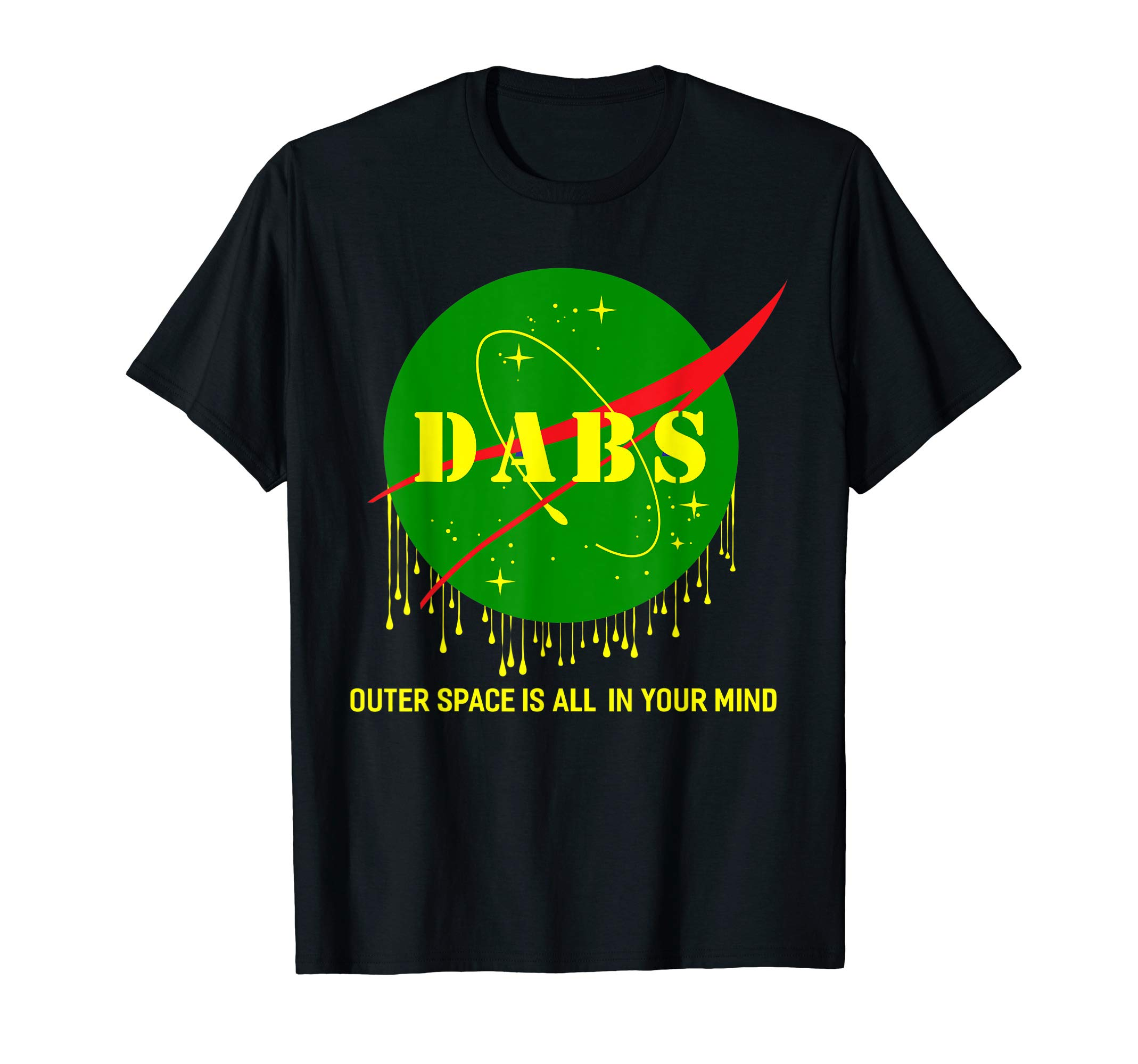 DABS | Marijuana Cannabis 420 Weed/Pot T-Shirt