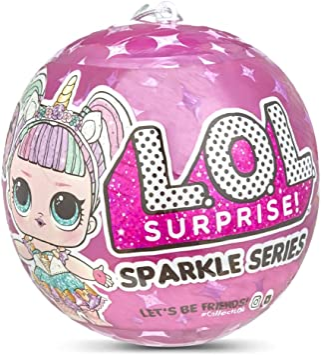 Amazon.es: LOL Surprise - Sparkle - Modelos Surtidos (Giochi Preziosi LLU79000): Juguetes y juegos