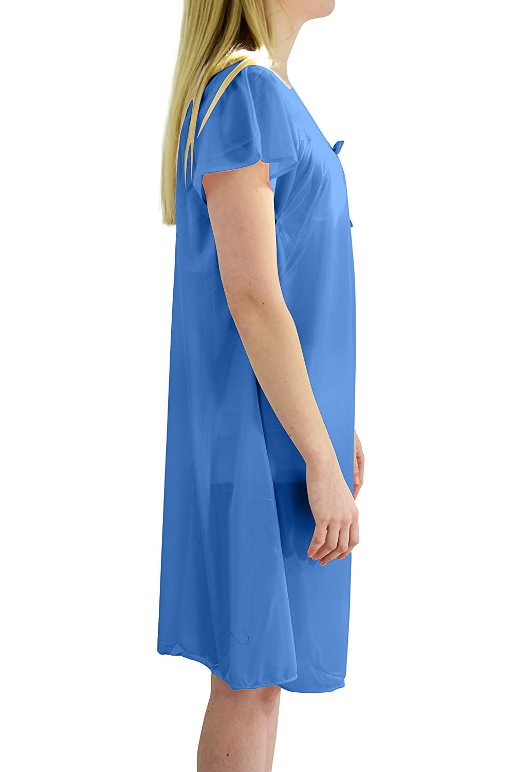 d6376a3943 Ezi womens wendy cap sleeve satin nightgown at amazon womens clothing store  jpg 1000x1500 Wendy nightgown