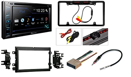 2004-2016 ford f250/350/450/550 bluetooth dvd car stereo system