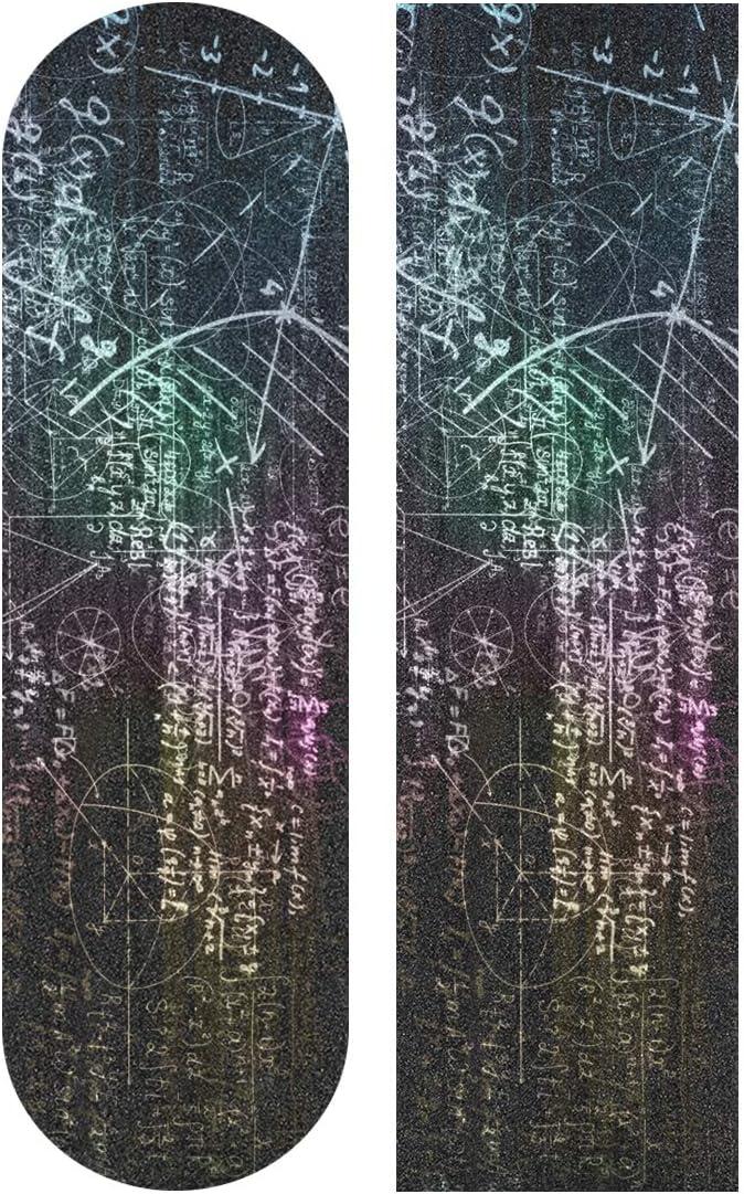 81*22cm Waterproof Skateboard Deck Sandpaper Grip Tape Griptape Skating Board*sg