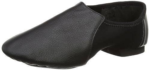 So Danca Jz76, Zapatos de Jazz para Mujer, Negro (Black), 39/40 EU
