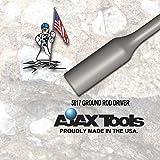 Ajax Tool Works 5217 Ground Rod Driver, Electric