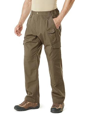 5b45bc77c7 CQR Men s Tactical Pants Lightweight EDC Assault Cargo TLP105.  2
