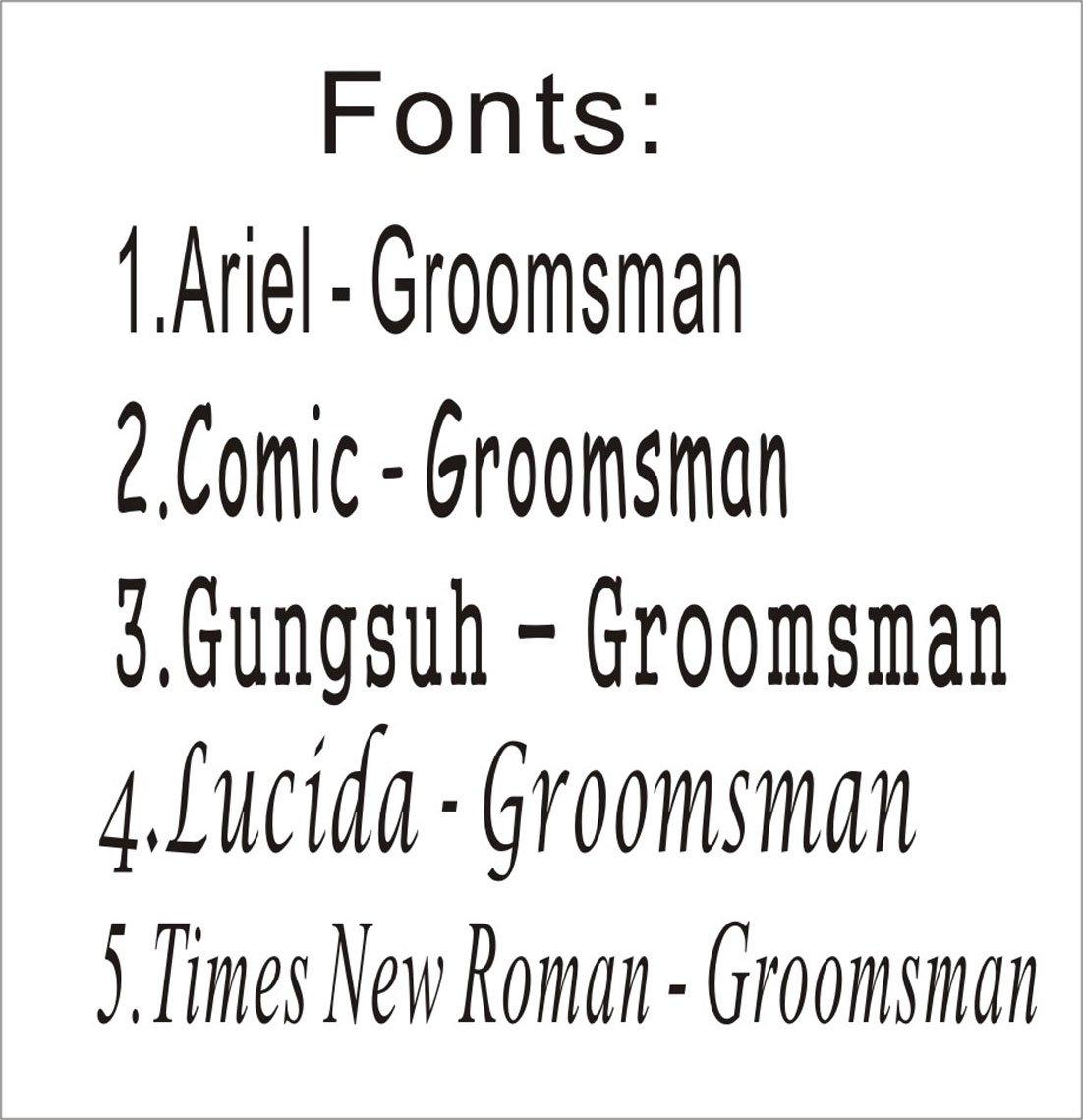Set of 2 Bulk discount- Personalized Hatchet Axes Groomsman, Groomsmen Gift-Engraved Throwing Axe for Men-free engraving by e-tradeusa (Image #4)