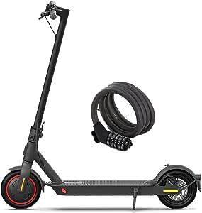 Mi Electric Scooter Pro2 Negro : Amazon.es: Deportes y aire libre