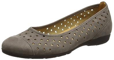 Gabor 44 169 13 Ballerines Femme Amazon Fr Chaussures Et Sacs