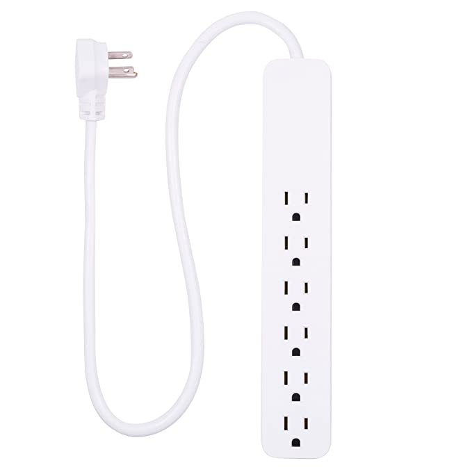 Review GE Power Strip Surge