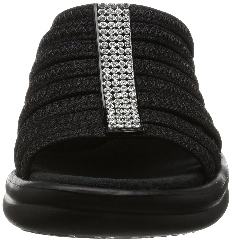 Chaussures Pour Femmes En Mousse À Mémoire De Skechers Rumblers Noir WS36Szff