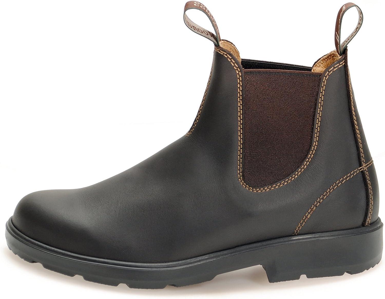 Zuverlässig Neuer Stil Das billigste Moonah Ladies' Town & Country Chelsea Boots Light   Dark Brown Dark Brown 0xQRy fP9mS yBJ2j