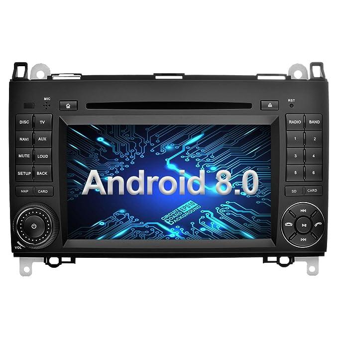 1 opinioni per Ohok 7 Pollici Android 8.0.0 Oreo Octa Core 4G+32G 2 Din In Dash Autoradio