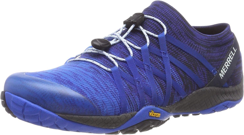 Merrell Trail Glove 4 Knit, Zapatillas Deportivas para Interior ...
