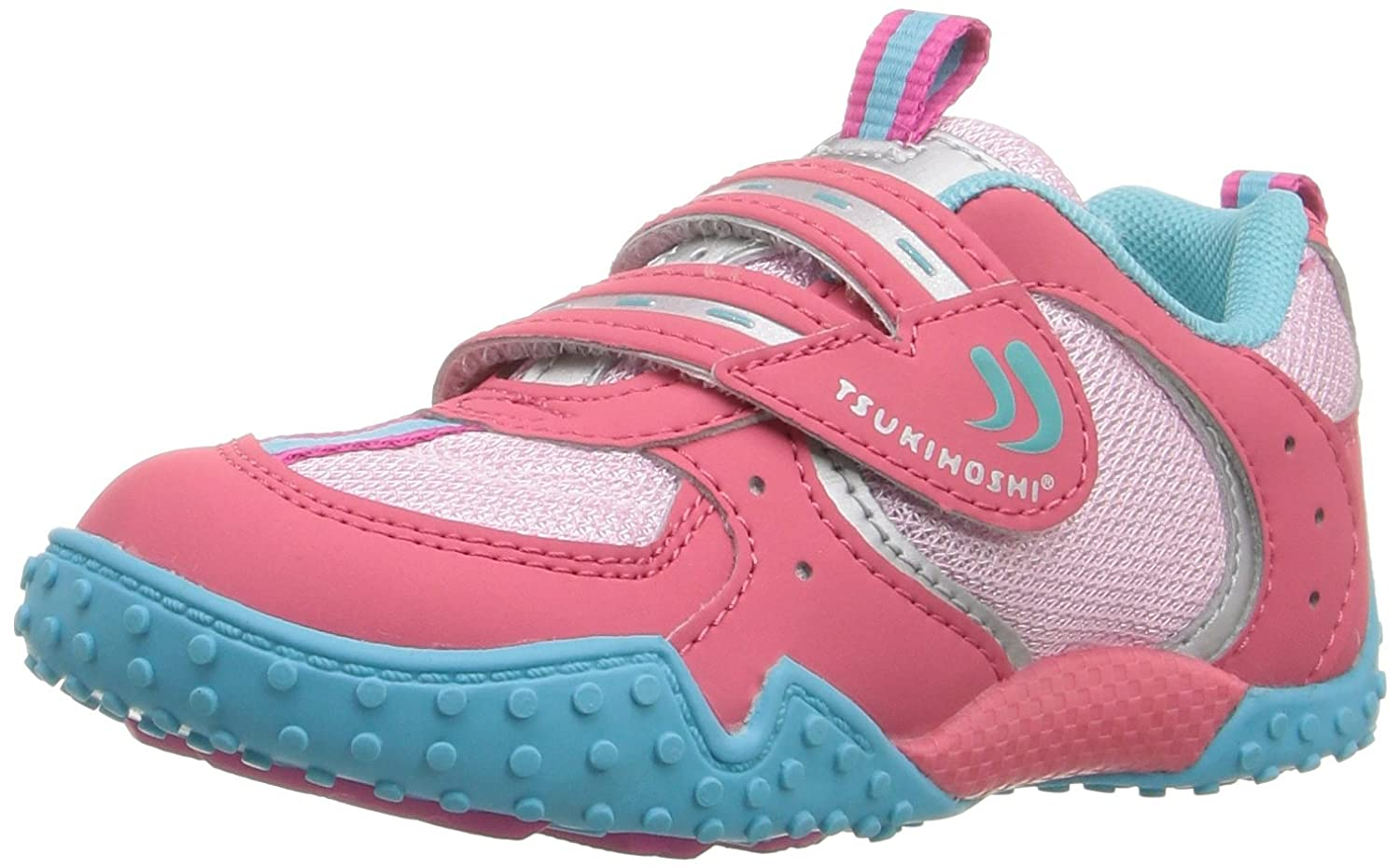 Tsukihoshi Wheel Casual Sneaker (Toddler/Little Kid/Big Kid) Wheel - K
